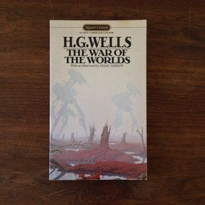 """""""The War Of The Worlds"""""""